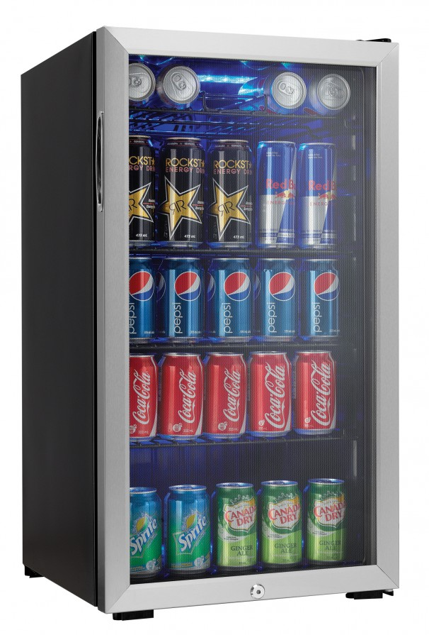 Danby 120 Beverage can Beverage Center - DBC120BLS