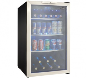 Danby 124 Beverage Center - DBC039A1BDB