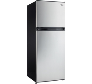 Danby 10 cu. ft. Apartment Size Refrigerator - DFF100A2BSLDB