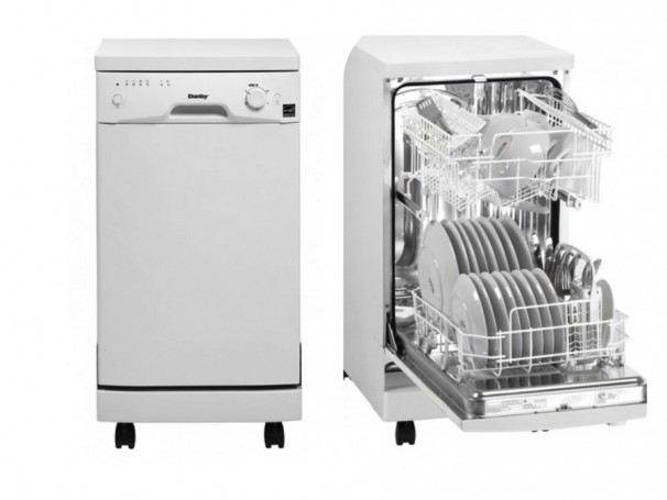Danby 8 place dishwasher