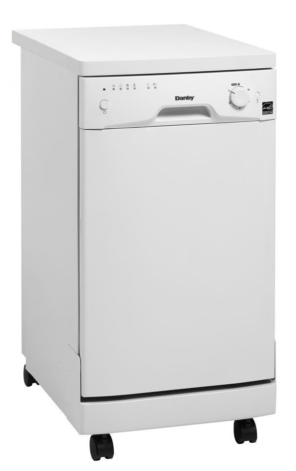 Danby 8 Place Setting Dishwasher - DDW1801MWP